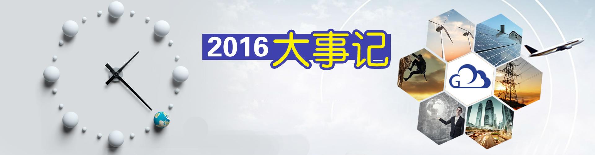 2016中国大记事